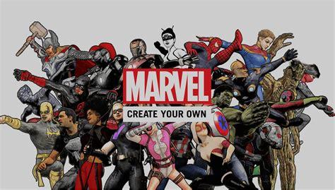 Marvel Invite Ses Lecteurs à Créer Leurs Propres Comics
