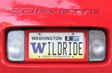 Vanity Plate List  For Those Of You In The C5 Z06 Section