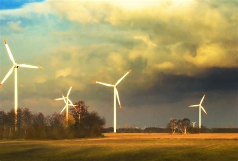6 типов ветряных электростанций — Mentamore