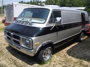 1977 Custom Dodge Van