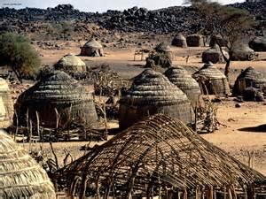 Niger Africa Village