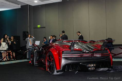Mexico's First Hypercar, The Inferno Exotic Car, Isn't