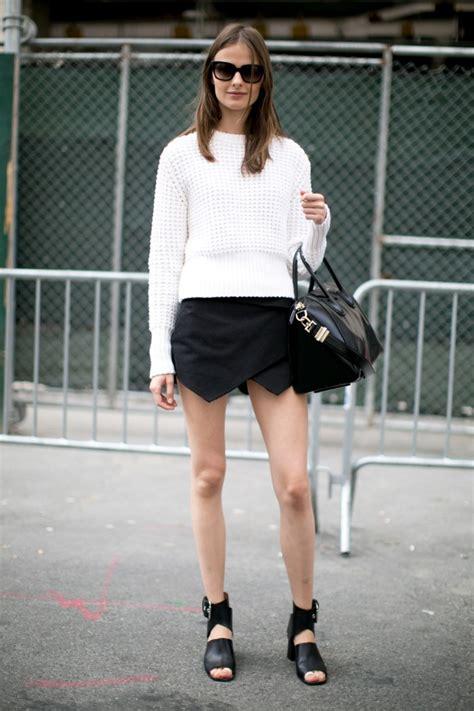 Dale un toque coqueto y con estilo a tus Outfits con un Suu00e9ter Blanco   AquiModa.com vestidos ...