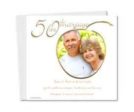 chanson pour 50 ans de mariage carte d invitation anniversaire de mariage 50 ans theme anniversaire