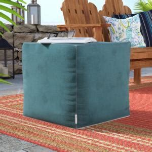 Adamstown Upholstery by Green Teal Pouf