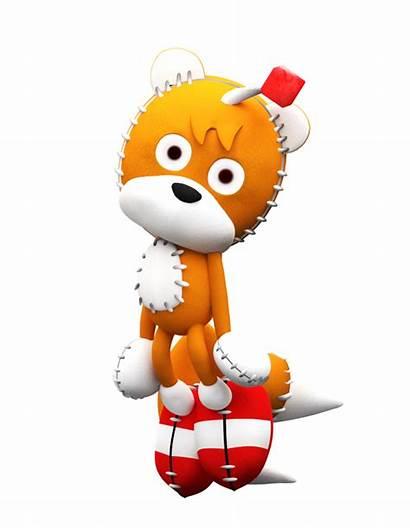 Tails Doll Creepy Rock Nibroc Deviantart Chat