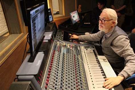 Legendary Engineer Jerry Boys Joins Dbs Music Plymouth For
