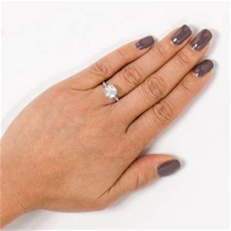 3 carat vintage engagement rings rare engagement rings