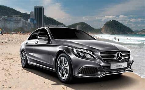 Mercedesbenz C 180 2019 Preço Ficha Técnica Versões Mudanças