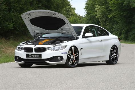 Gpower Gives The Bmw 435d 375hp Horsepower