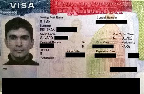 Types Of U.s. Visas