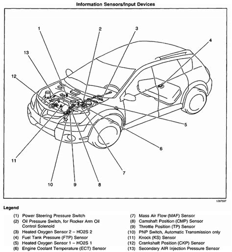 vibe engine diagram  wiring diagram