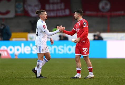 Leeds United Player Ratings Vs Crawley Town - The 4th Official