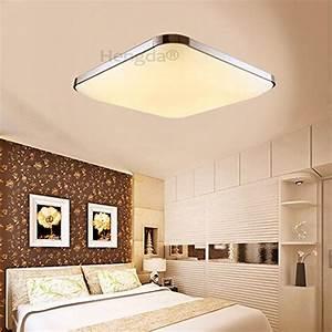 Deckenlampe Wohnzimmer Modern : hengda 12w led deckenleuchte modern deckenlampe 2700k 3200k warmwei flur wohnzimmer lampe ~ Frokenaadalensverden.com Haus und Dekorationen