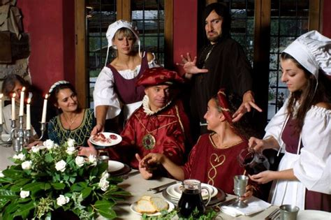 banchetti medievali di gropparello sconto sui banchetti medievali