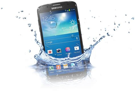 fixing a phone dropped in water how to fix a samsung galaxy s4 dropped in water