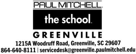 Paul Mitchell The School Greenville