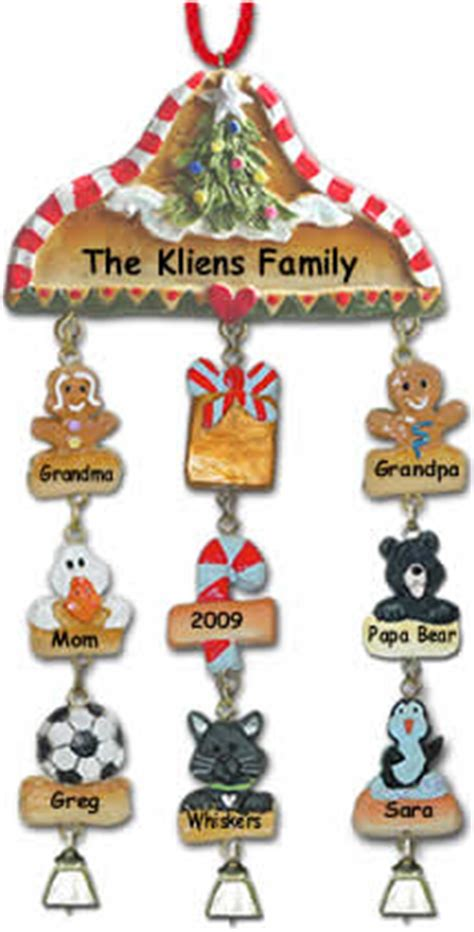 Personalized Christmas Ornaments, Dog Ornaments, Cat