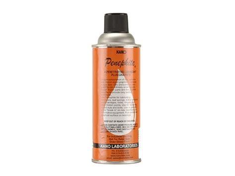 Kano Penephite Graphited Penetrating Oil 13.5oz Aerosol