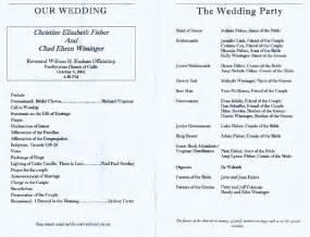 wedding reception program wedding reception programme philippines wedding invitation sle