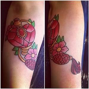 36 best Perfume bottle tattoo's images on Pinterest ...
