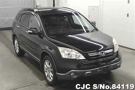 Overall, i enjoy my honda crv and would recommend it to a friend or family member. 2006 Honda CRV Black for sale   Stock No. 84119   Japanese ...