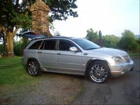 2004 Chrysler Pacifica with Rims
