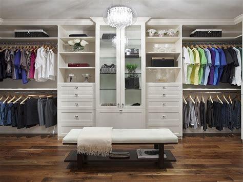 Wood Laminate Closet Systems