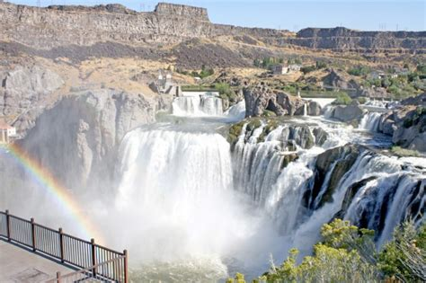 Record Flows At Shoshone Falls For September [gallery