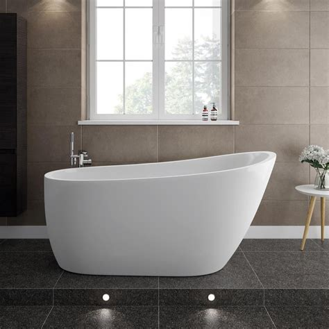 Victorian Contemporary Bathroom Freestanding Bath Crossair