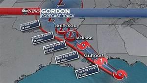 Tropical Storm Gordon bears down on Gulf Coast; may be ...