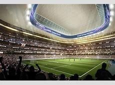 Projekt Estadio Santiago Bernabéu – Stadionynet