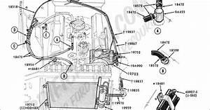 2003 Ford Ranger Heater Hose Diagram