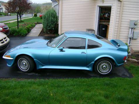 71 Opel Gt by 71 Opel Gt Gt Buick 1971 Parts Mini Corvette Classic