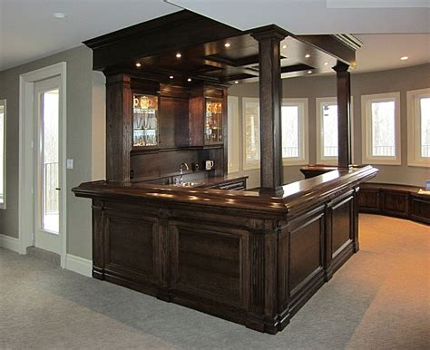 reeces home renovation home bar  curved bench