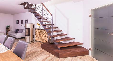 Stahl Holz Treppe by Beckmann Treppenmanufaktur Plz 49828 Neuenhaus Moderne