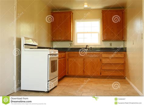 id cuisine simple simple kitchen area with range stock image image of tile