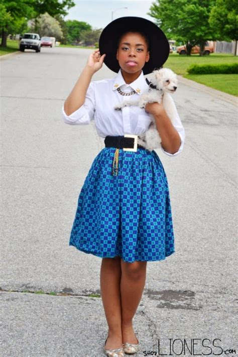 A Devoted Thrifter Converts Newbies with Her Killer Style | Looking Fly on a Dime