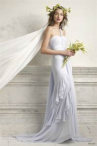 One Shoulder Strap Wedding Dress Inspiration 2179370