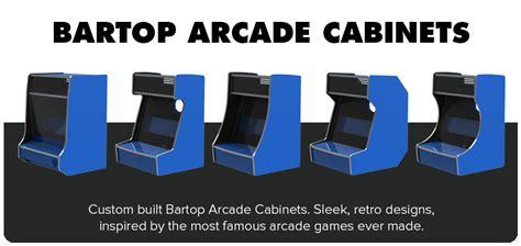 Bartop Arcade Cabinet Kit Canada by Gameroom Designs Canada S Premier Site For Arcade