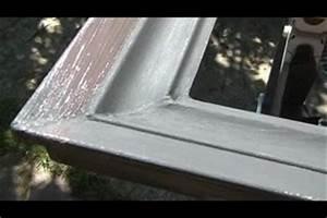 Furniertes Holz Streichen : video bilderrahmen restaurieren so geht 39 s ~ Lizthompson.info Haus und Dekorationen