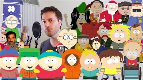 south park impressions youtube