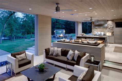 covered patio designs patio contemporary with ceiling fan grass grill beeyoutifullife com