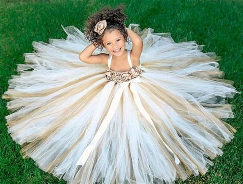 Wedding Dresses For Girls : 20+ Amazing Flower Girl Dresses