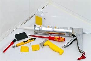 Enlever Joint Silicone Salle De Bain : enlever un joint de carrelage ~ Premium-room.com Idées de Décoration