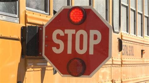 Bill Would Add School Bus Safety To Driver's Ed
