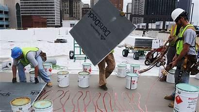 Roof Densdeck Board Prime Gypsum Boards Insulation