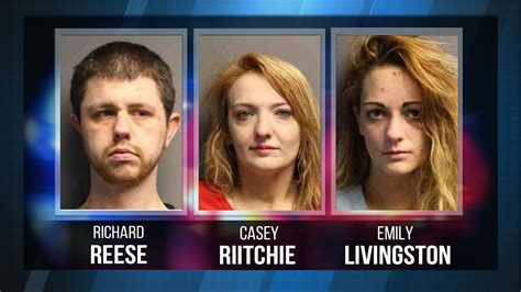 3 Found Sleeping In Car Face Meth Charges