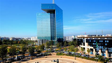 siege maroc telecom maroc telecom awarded the iia certification for