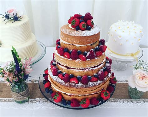 Wedding Cakes By Trevenna Exclusive Use Weddings Cornwall